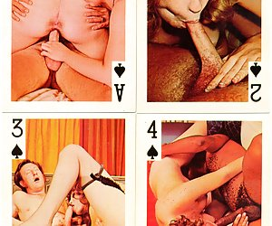 Porn Playing Cards