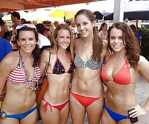 Category: group girls in bikini