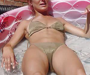 Category: mature and milf in bikini