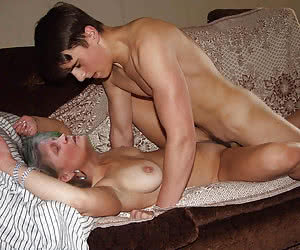 Category: woman and boy